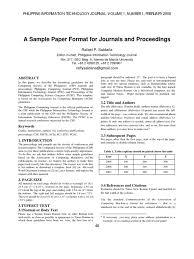Acm Format Citation Typefaces
