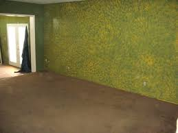 ugly ugliest faux sponge paint green yellow bad mls photos phoenix home house