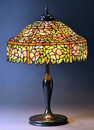 Sorting Out Early Stained Glass Lamps