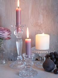 image result for glass candle holder