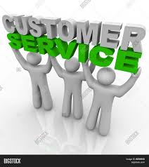 Customer Service In 3 Words Customer Service Image Photo Free Trial Bigstock
