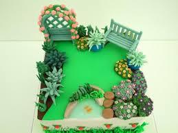Small Picture The 25 best Garden cakes ideas on Pinterest Vegetable garden