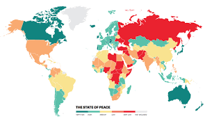 Design A Country What Are The Most Dangerous Countries In The World Atlas