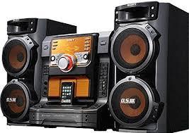 sony lbt zx66i. sony lbt-zx66i muteki hi-fi music system, 560w total power output, 5-disc cd changer with play exchange, 3 way bass reflex speakers dual 6.75\ lbt zx66i k