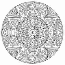 Disegni Belli Da Colorare 25 Fantastiche Immagini In Mandala