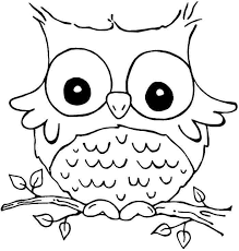 Printable Owl Coloring Pages Sheets Az Book