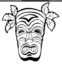 Hawaii Coloring Pages To Print Printable Hawaiian Coloring Pages