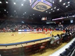 Dayton Arena Seating Chart Ncaa University Of Dayton Arena Dayton Seating Guide