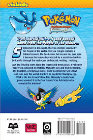 Pokémon Ranger and the Temple of the Sea | Book by Makoto Mizobuchi |  Official Publisher Page