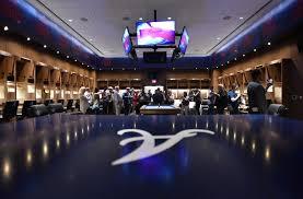2017 atlanta atlanta braves vice chairman john schuerholz speaks to members of the press at braves locker room inside braves clubhouse during a