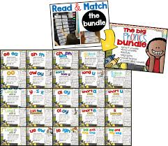 Where To Buy Pocket Charts Read And Match Pocket Chart Cards Tunstalls Teaching Tidbits