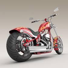 big dog k9 chopper motorcycle model