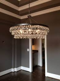 curtain exquisite robert abbey chandeliers 25 simple living room style with clear glass bulb bling for