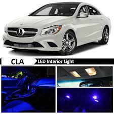 Mercedes Cla Led Lights Details About Blue Led Lights Interior Package Kit Mercedes Benz Cla250 Cla Cla45 Amg 2013 Up