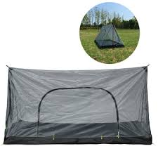 portable ultralight tents outdoor camping 2 person hammock hunting nylon mosquito net high strength mesh hanging bed
