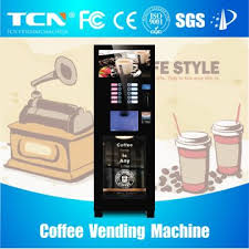 Instant Coffee Vending Machine Interesting Instant Coffee Vending Machine Global Sources