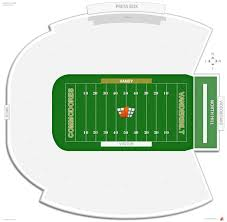 Vanderbilt Football Stadium Virtual Seating Chart Vanderbilt Stadium Vanderbilt Seating Guide