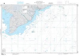 Nga Nautical Chart 93020 Mui Ong Thay To Mui Ke Ga Omega