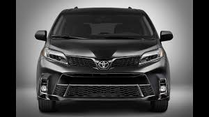 WOW AMAZING!! 2018 TOYOTA SIENNA HYBRID RELEASE DATE - YouTube
