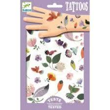 Tetování Djeco Něžné Motivy