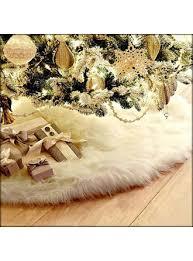 Merry <b>Christmas Non</b>-<b>Woven</b> Fabric <b>Christmas Tree Skirt</b> ...