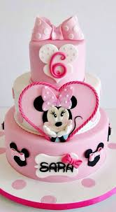 10 Cutest Minnie Mouse Cakes Everyone Will Love Pretty My Party