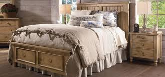 Vintage Pine Bedroom