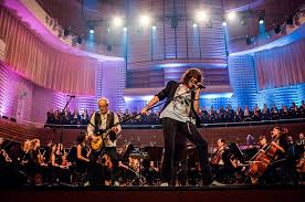 Foreigner Debuts At No 1 On Classical Albums Chart With New
