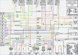 yamaha wire diagram wiring diagrams second