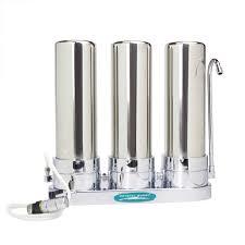 countertop ceramic water filter cqe ct 00162 stainless cqe ct