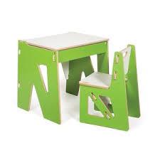 kids modern furniture. green modern kids desk and chair with storage furniture