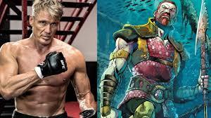 Aquaman - Dolph Lundgren conferma riprese aggiuntive