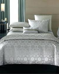 hotel collection comforter set. Hotel Collection Duvet Flash Comforter Grey Set .