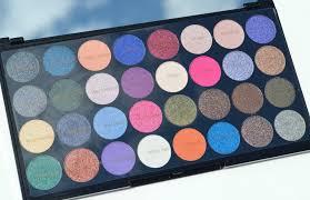 makeup revolution ultra eyes like angels palette