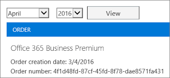 Office Invoice View Your Bill Or Invoice Microsoft Docs