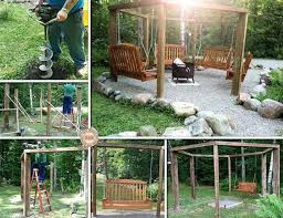 Small Picture Patio and Garden Swings 20 Fabulous Ideas