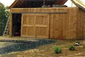 making a sliding barn door hobby more how to make doors for closet weathertight