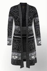 Icelandic Design Icelandic Design Wool Cardigan La Boheme Natural