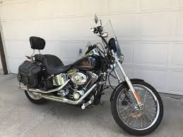 all new used harley davidson softail custom for sale 103 bikes