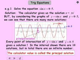 3 trig equations