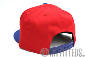 New Era T Shirt Philadelphia 76ers Snapinit Scarlet Blue