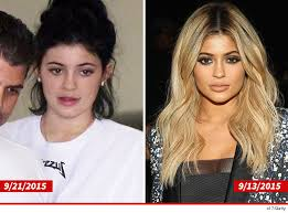 eyebrow tutorial 0921 kylie jenner side by side diffe x17