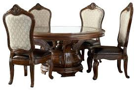melange round dining table sets appealing victorian antique room chairs for gauteng