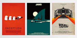 Film Poster Design Ideas Inspiring Redesigned Movie Posters Moomar Test