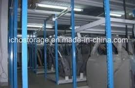 selective warehouse auto parts storage medium duty shelving system