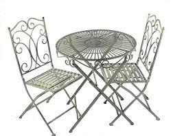 garden table and 2 chair set. heritage bistro set garden table with two chairs and 2 chair i