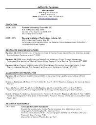 ... Nobby Design Kaplan Optimal Resume 28