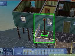 image titled delete walls on sims 3 step 7