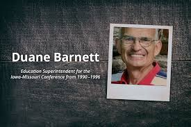 Former Iowa-Missouri Education Superintendent Duane Barnett Passes Away –  Iowa-Missouri Conference of Seventh-day Adventists