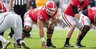 Ben Cleveland Uga Depth Chart Way Too Early Look At Ugas Offensive Depth Chart For 2018